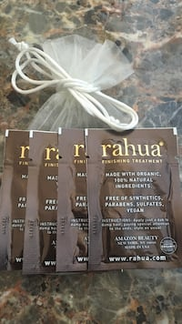 Rahua 4 Sealed Packets Of Finishing Treatment 5ml In Each Sealed Packet  Los Angeles, 90024