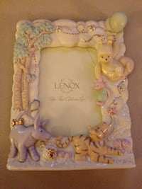 Lenox Winnie the Pooh picture frame Hudson, 34667