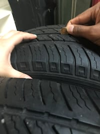 Michelin Tires fair condition (215/65 R16) Springfield, 22153