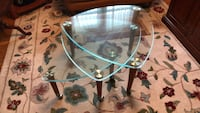 Glass coffee table Gaithersburg, 20882