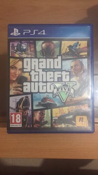 Grand Theft Auto Five PS4 oyun çantası 8428 km