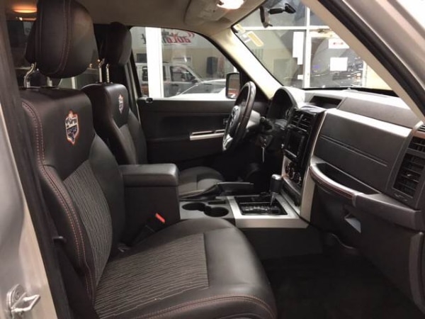2012 JEEP LIBERTY LATITUDE 8