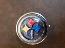 Pittsburg Steelers pil container new