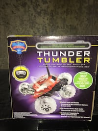 Brand new Remote Controlled Thunder Tumbler  Calgary, T3J 1Z6