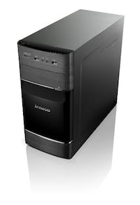 Lenovo H515 Desktop PC, Windows 10 Pro, 8GB, 500GB