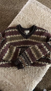 St. John's bay sweater women's size large  Girard, 16417