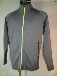 Lululemon medium men's Kung Fu Jacket speckled gray zipper Luon  Hamilton, L8L 7N2