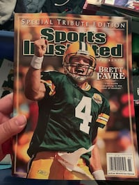7 packers magazines years are on them but mostly around super bowl win