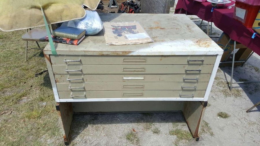 used map blueprint tool cabinet for sale in deland letgo rh us letgo com
