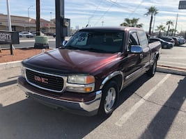 2001 GMC Sierra 1500 2WD Extended Cab 6 1/2-ft SLE