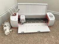 Cricut Explore One with Pink Accents Willow Spring