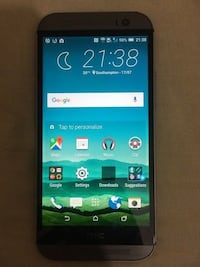 HTC One M8  null