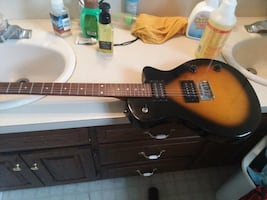 Stage 5 electric guitar from the 50s