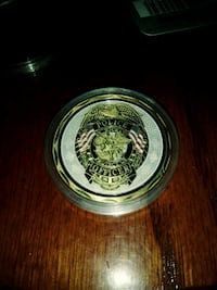 Police Officer St Michaels Challenge Coin McMinnville, 37110
