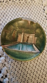 Vintage made in Germany Decorative Plate