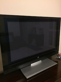 Tv and stand Mississauga, L5M 7V7
