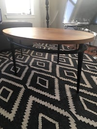 West Elm Coffee Table Arlington, 22209