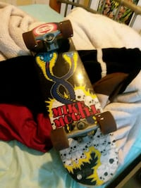 Air Speed skateboard dual kicktail by Mike McGill Maitland, 32751