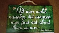 green quoted wall decor Bristol, 37620