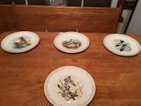 4 Of the Edward Marshall Water Bird Plate Collection Virginia Beach, 23456