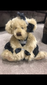 Cute stylish/ fancy teddy bear  Rockville, 20850