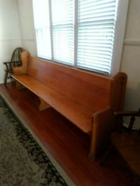 15 ft. Oak church pew.  Perfect condition and very Bowie, 20720