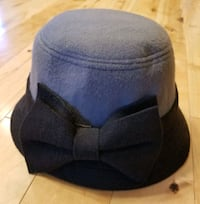 NEW Womens Bow Hat (OS)
