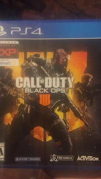 Call of Duty Black Ops 3 Xbox One game case Everman, 76140