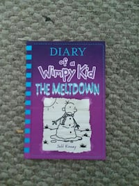 Diary of a wimpy kid the meltdown  Germantown, 20876