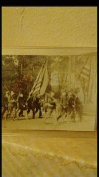 (REAL) 2x3in.WWI VINTAGE PHOTO  Oklahoma City, 73111