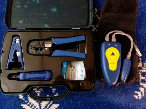 Groovy Used Data Shark Cat5 Network Tester And Wiring Tools For Sale In Wiring Database Wedabyuccorg