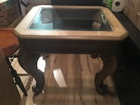 SIDE TABLE $60 OBO! Toronto, M9C 4W7