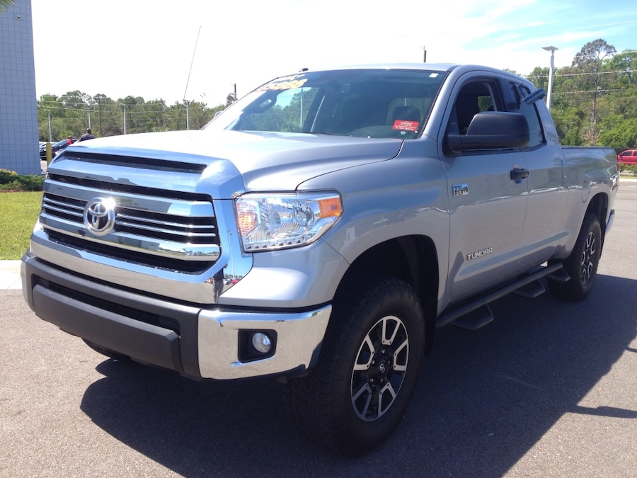used 2016 toyota tundra sr5 trd off road in daytona beach. Black Bedroom Furniture Sets. Home Design Ideas