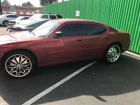 Clean Title New Rims Red Charger Negotiable 3000 Pasadena, 91105