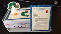 Very hungry caterpillar game Cascade, 80809