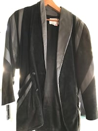 black and gray formal suit jacket Los Angeles, 91405