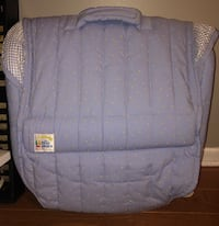 First Years close & secure Infant co-sleeper travel bed 196 mi