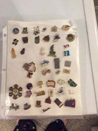 Collector pins Airdrie, T4B 3L6