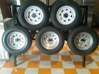 Brand New Tire and Wheel Sets Waco, 76710