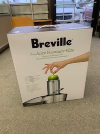 Brand new sealed Breville Juice fountain 800JEXL
