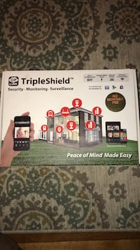 Triple shield home security