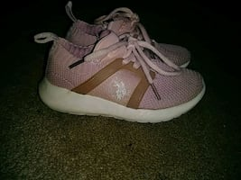 Polo shoes size 11 girls