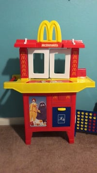 red and white plastic kitchen playset El Centro, 92243