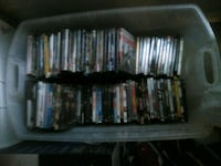 assorted DVD movie case lot Thornton, 80229