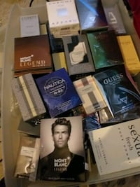 assorted items for sale