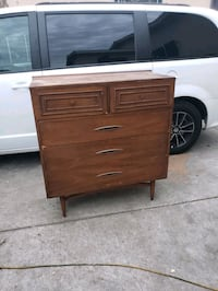 Mid century Chester drawer Los Angeles, 90044