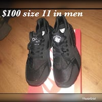 Huaraches size 11 in men Detroit, 48213