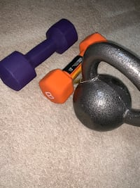 Weights  Colonial Heights, 23834