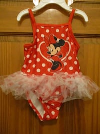 Minnie Mouse Toddler Swim Suit  Aberdeen, 21001