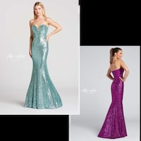 New With Tags Size 14 Formal Gown $115 Indianapolis, 46204